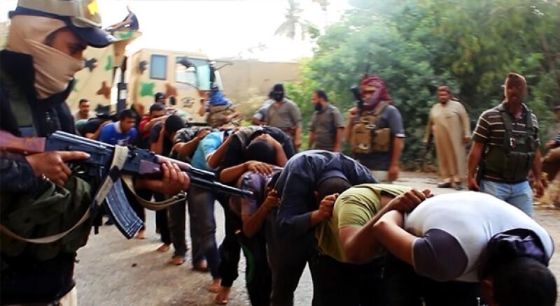 ISIS Iraq militantes