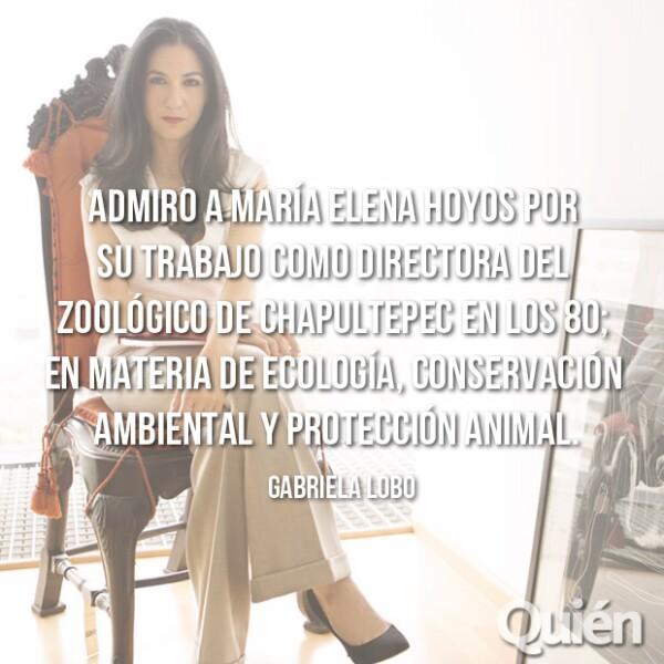Gabriela Lobo, Directora Christies Mexico. Su discreción y lealtad son el as bajo la manga de Christies en nuestro país.