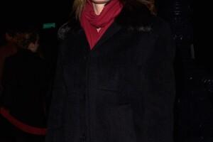 """Así lucía Winona en el año 2000. Entre sus mayores éxitos están las películas """"Edward Scissorhands"""" y """"Beetlejuice""""."""