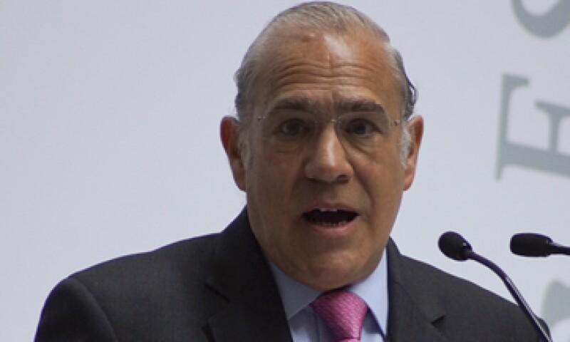 Gurría destacó el superávit que registra España, luego de tener un  elevado déficit. (Foto: Cuartoscuro)