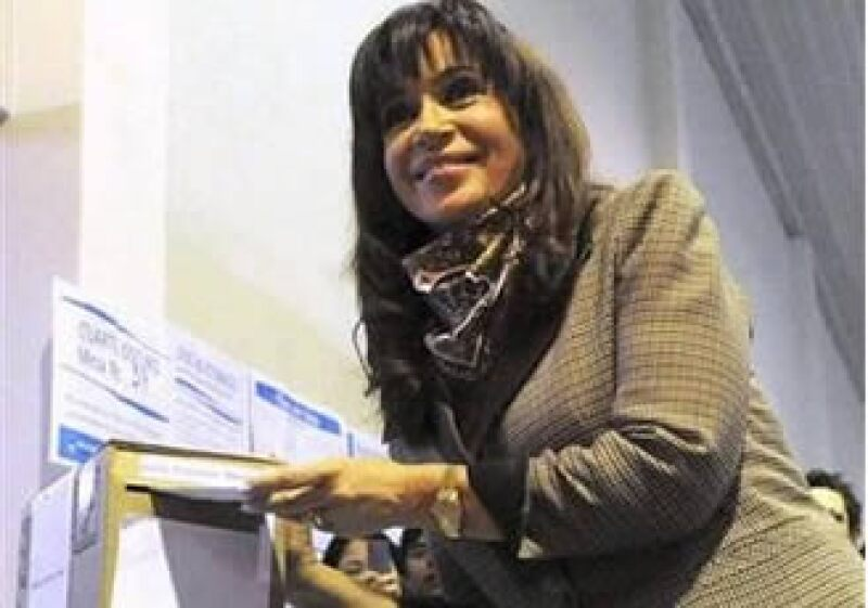 La mandataria argentina, Cristina Fernández, reemplazó a dos miembros del gabinete con personajes cercanos. (Foto: Reuters)