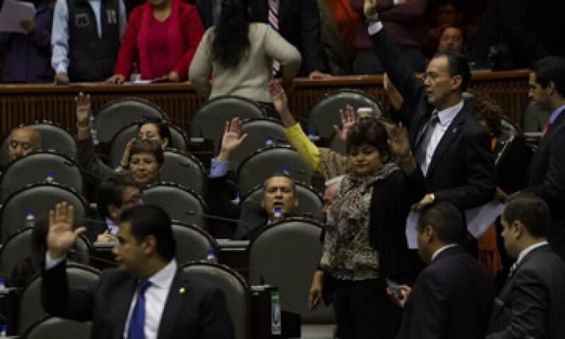 El Presupuesto de Egresos registró un apoyo mayoritario en el Pleno de la Cámara de Diputados.(Foto: Cuartoscuro)