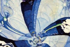 Frantisek Kupka, Espacio azul
