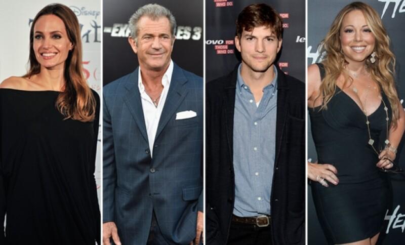 Ellos son algunos de los famosos a los que Laura ha representado en sus demandas de divorcio.