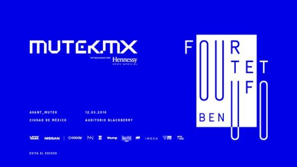 La edición MUTEK en Montreal está por comenzar, y México se une con Avant MUTEK con la presentación de estos talentos británicos de la música electrónica en el Auditorio Blackberry.