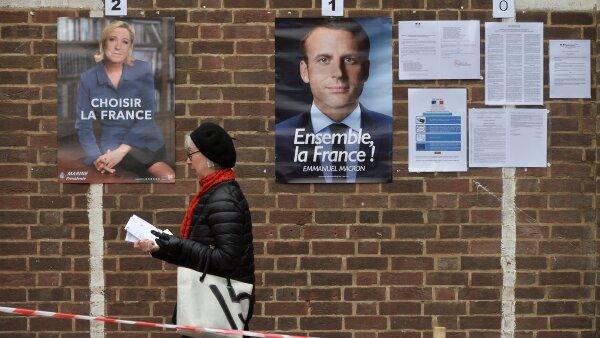 Francia Elección