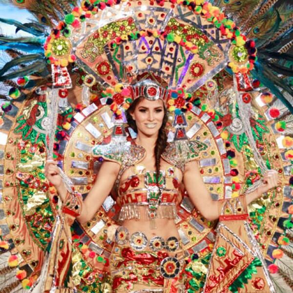 Miss México, Karina González.
