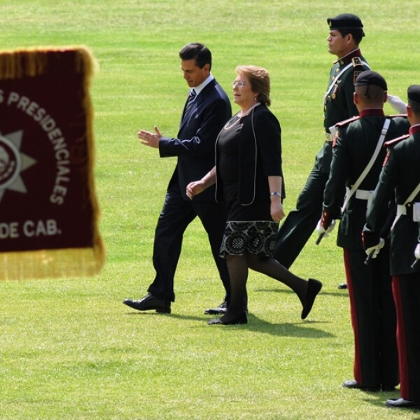 Chile visita Estado 4