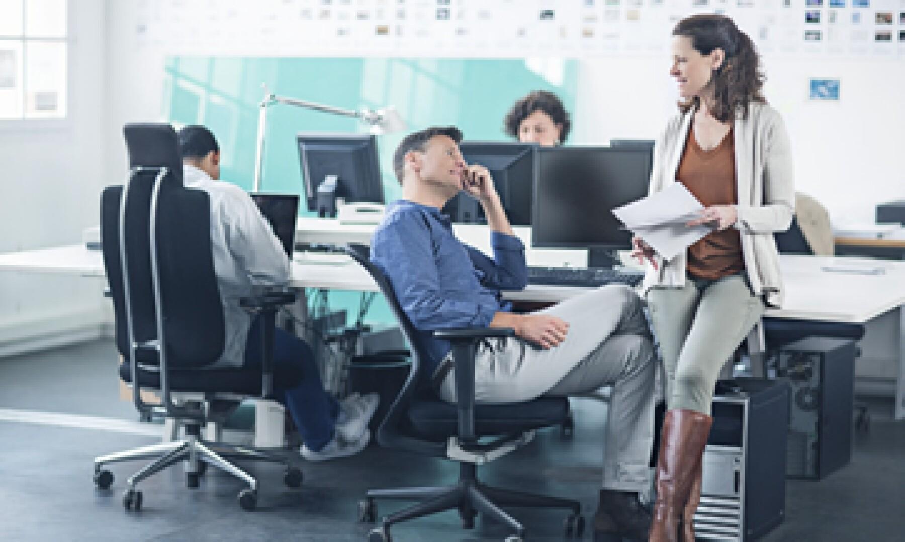 Hello Open Workspace ofrece teléfono con llamadas a Estados Unidos y Canadá. (Foto: Getty Images)
