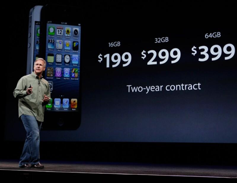 Es el segundo &#39gadget&#39 que Tim Cook presenta tras la muerte de Steve Jobs.