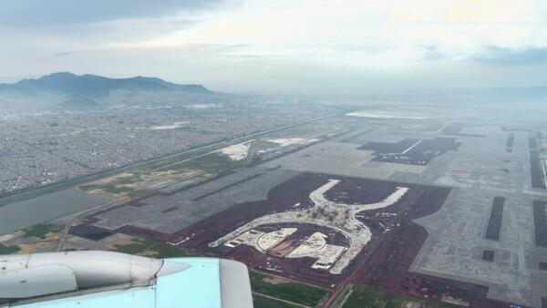 New International Airport of Mexico NAIM