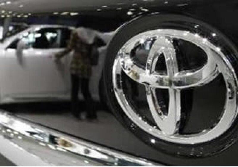 Toyota venderá al cierre de año 10% menos autos que su previsión inicial. (Foto: Reuters)