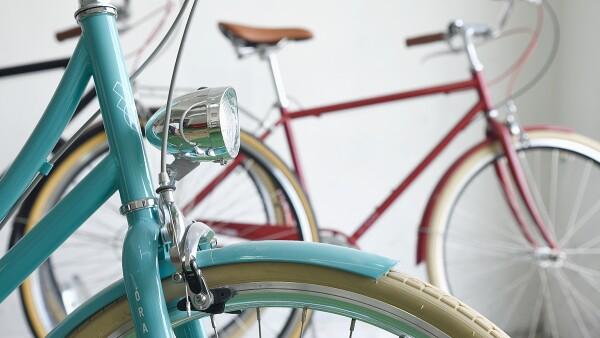 Más bicis.