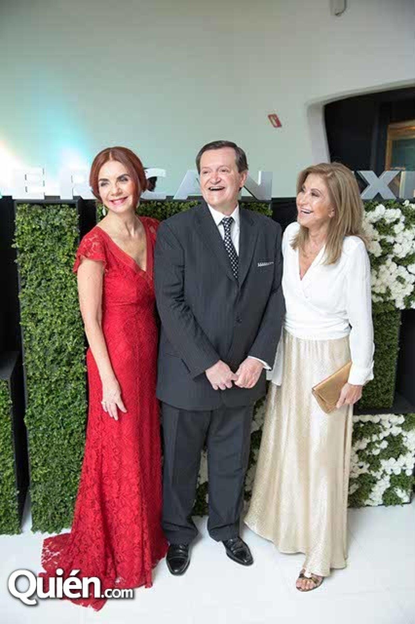 Lisette Trepaud,Jose María Zas y Purificación García