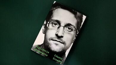 Vigilancia permanente de Edward Snowden