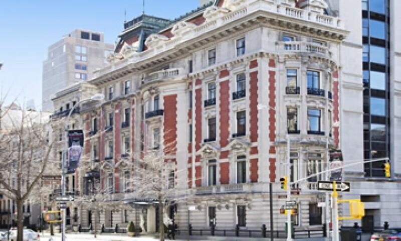 Carlos Slim pide el doble de lo que le costó adquirir esta propiedad en 2010. (Foto: tomada de sothebys.com )