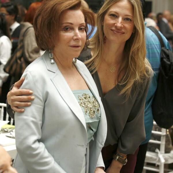María Luisa y Lorenza Serna