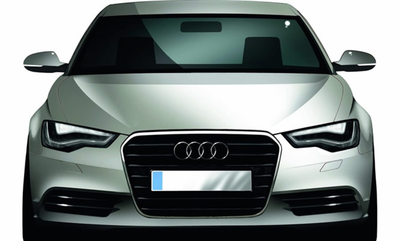Este es el prototipo que presentaron los diseñadores de la firma alemana, en el AutoShow de Ginebra de 2008.