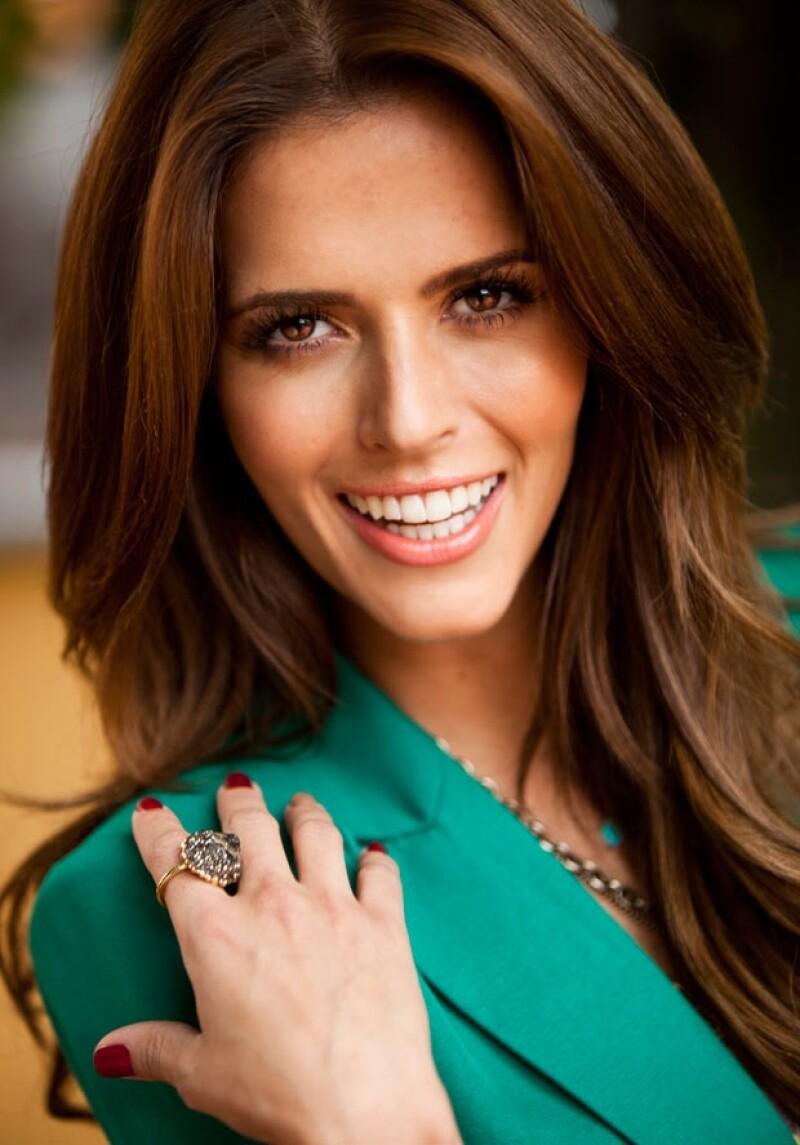 La actriz iniciará grabaciones de su siguiente telenovela en un par de semanas; éste sería su tercer proyecto con la empresa Televisa.