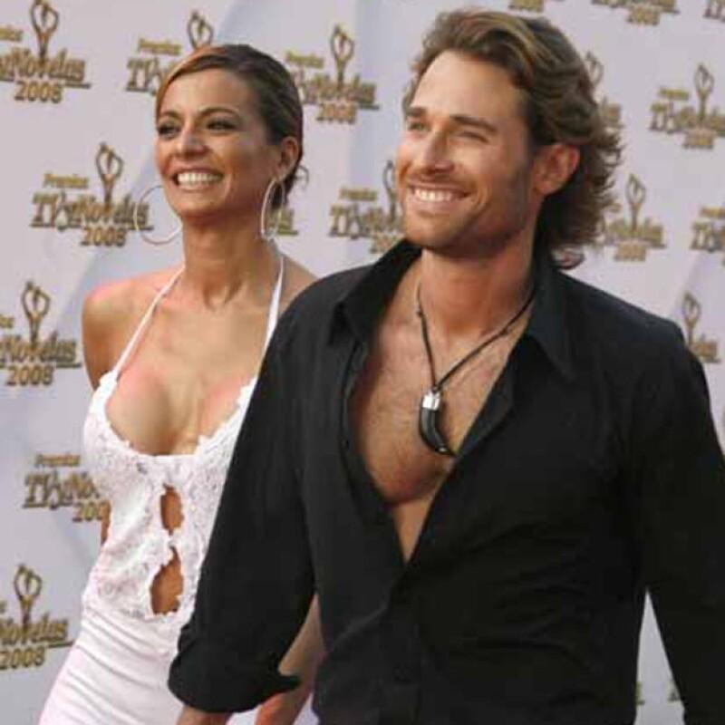 El actor estuvo casado con la comediante y presentadora.