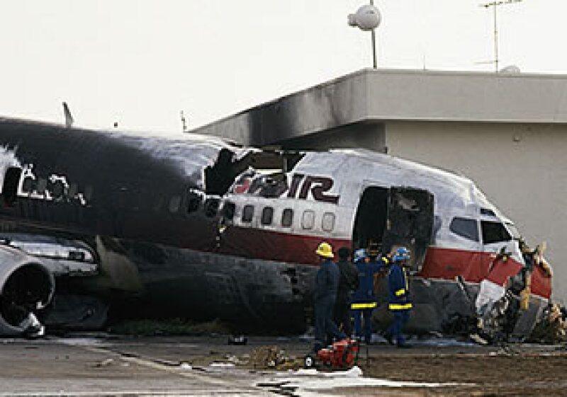 Los accidentes aéreos son provocados tanto por fallas mecánicas y deficiencias como por confusiones. (Foto: AP)