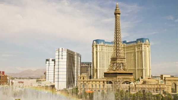 Torre Eiffel Vegas