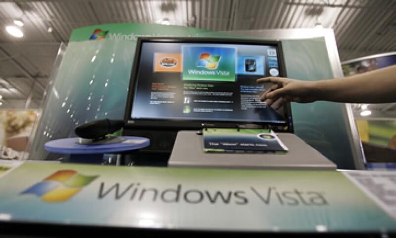 El jefe de comercialización de la unidad Windows advirtió el martes pasado de un nuevo declive en las ventas de computadoras personales. (Foto: AP)