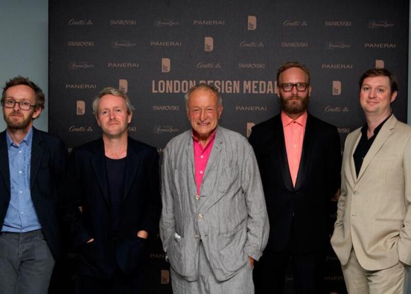 London Design Medal 2014