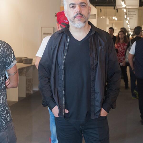Héctor Esrawe