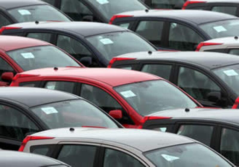 El principal destino de las exportaciones de automóviles mexicanos es EU.  (Foto: AP)
