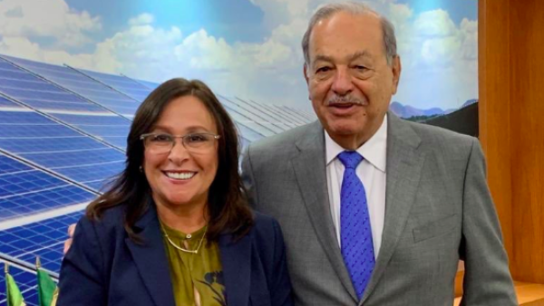 Carlos Slim y Nahle