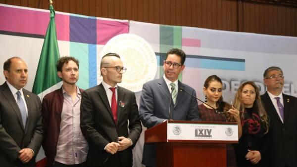 Partido Encuentro Social diputados