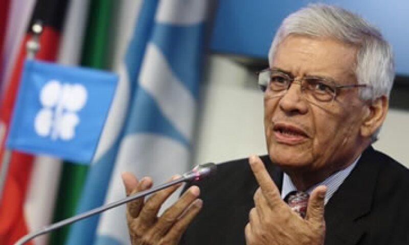 El secretario general de la OPEP indicó que el grupo no tenía un precio objetivo para el petróleo. (Foto: Reuters )