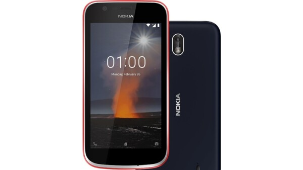 Nokia 1 en Elektra