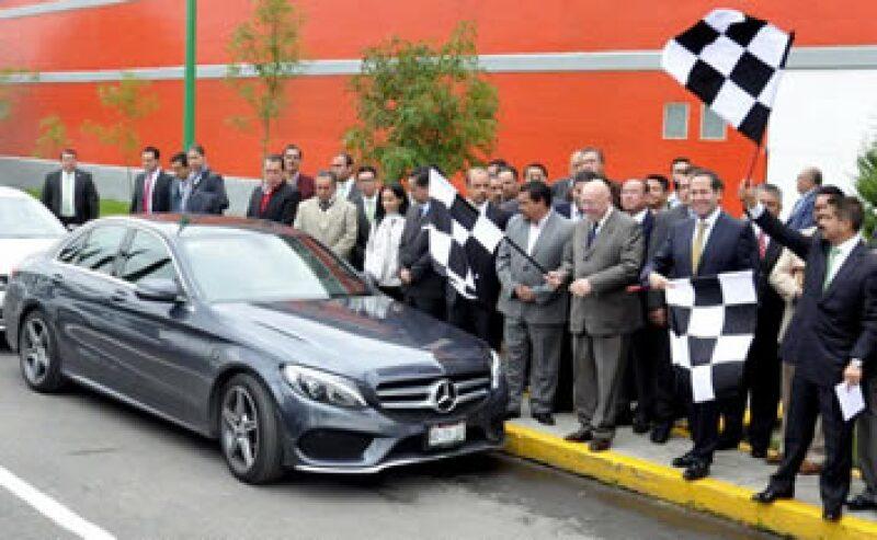 Autoridades mexiquenses inauguraron el nuevo servicio de transporte para el Valle de Toluca (Foto: Edomex/Cortesía)