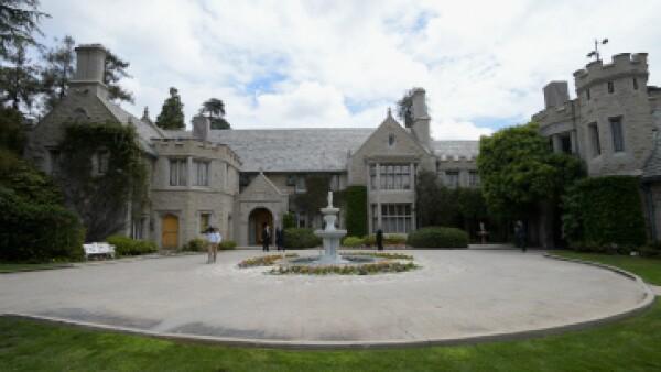 La mansión tiene 29 habitaciones y un zoológico. (Foto: Getty Images)