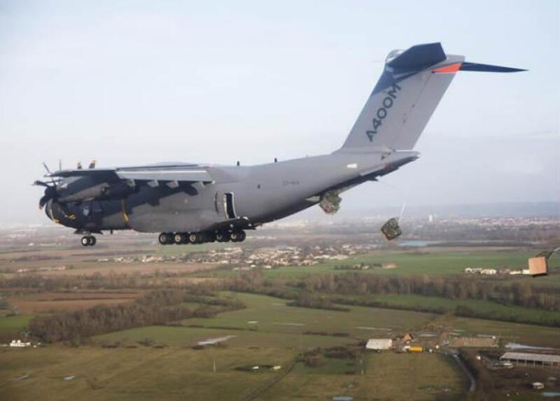 Avi�n A400M de Airbus Defence and Space