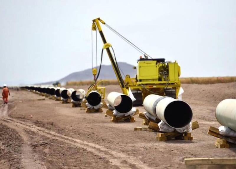 Gasoducto en Sinaloa