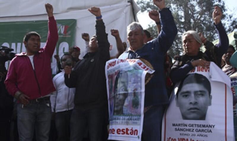 Los 43 estudiantes desaparecieron en Iguala, Guerrero, el 26 de septiembre de 2014. (Foto: Cuartoscuro)