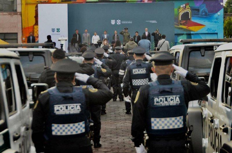 policías CDMX