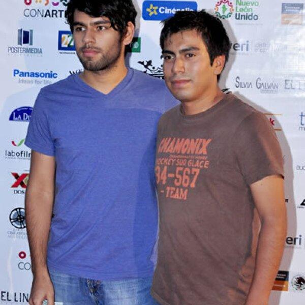 Pablo Chavarría y Carlos Soto