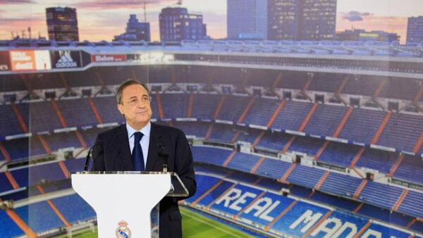 Florentino P�rez/Real Madrid