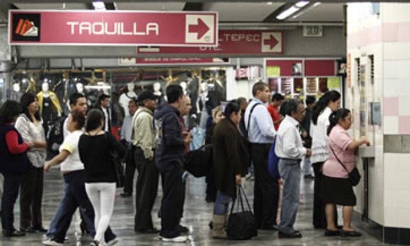 El Gobierno del DF argumenta que el aumento del boleto fue para mejorar el servicio. (Foto: Cuartoscuro)