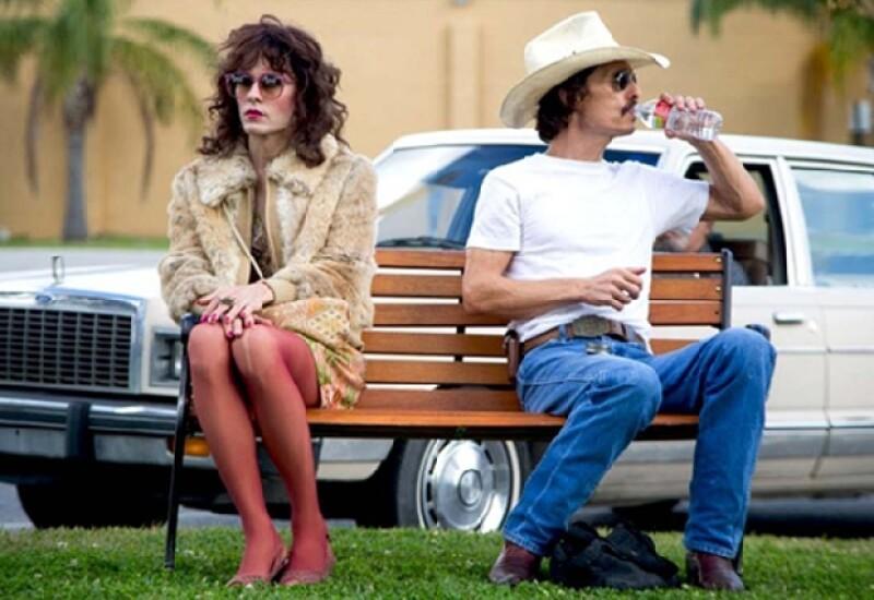 Se argumenta que los papeles de personajes homosexuales casi siempre son representados por actores heterosexuales, como en el caso de Jared Leto en `Dallas Buyers Club´.