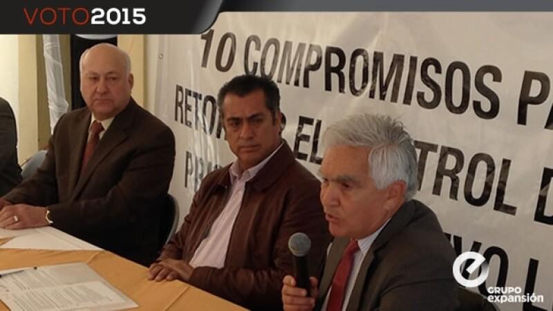 candidatos nuevo leon partido humanista e independiente