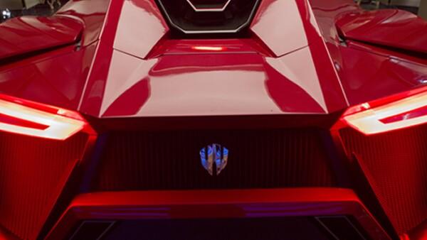 W Motor Lykan Hypersport (Universal)