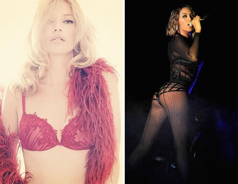 Kate quedó en décimo lugar; Beyoncé 11.
