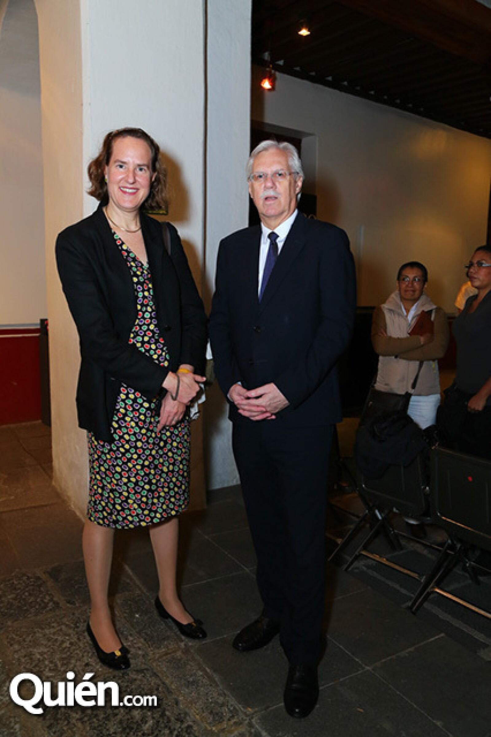 Claudia Terzi y Peter Klees