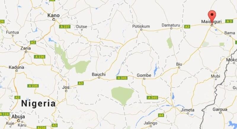 Maiduguri Nigeria ataque