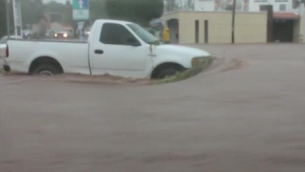 Lloviendo sobre mojado, así son los estragos de las lluvias al noreste de México